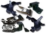 "92-99 2-4"" Drop Kit 2"" Spindles 2"" Shackles 2"" Hangers"