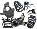 2015 + GM SUV 2/4 Lowering Kit