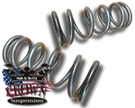 "1982-2004 S-Series S10 Sonoma Blazer Jimmy 1"" Lowering Springs"