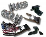 1988-1998 C1500 3/4 Lowering Kit