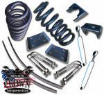 "2004-2014 F150 2""/4"" Lowering Kit"