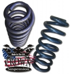 "1965-1979 Ford F100 F-100 Series 2"" Crown Lowering Drop Kit Springs Coils F-150"