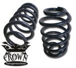 "4"" Rear Lowering Springs"