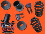 "2015 - 2016 2"" Front  3"" Rear Lowering Kit"