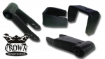 1998-2011 Ranger ADJ. Rear Flip Kit 2WD