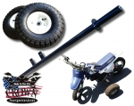 Yamaha PW50 YZinger 50 Motorcycle Training Wheels